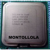 Procesador Intel (dual Core) E6600 3.0gh/2mb/1066 Socket 775