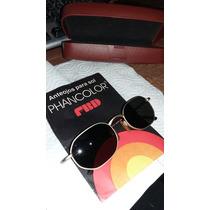Lentes Sol Phancolor Cristal Armazon Mistral Imp
