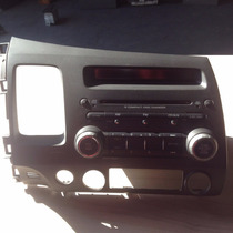 Radio Cd Player Honda New Civic Original
