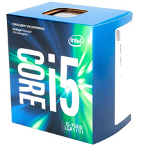 Micro Procesador Intel Core I5 7600 Kaby Lake 4.1 6 Mb 7gen