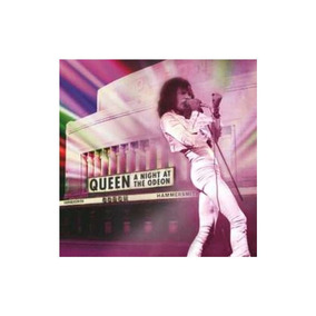 Queen A Night At The Odeon Hammersmith 1975 Cd + Dvd Novo