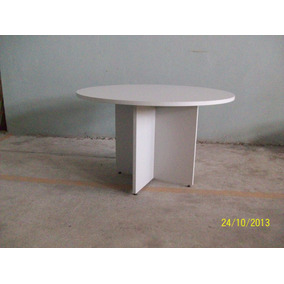 Mesa Redonda Chica - Muebles para Oficinas en Mercado Libre Argentina