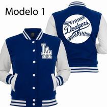 Chamarra Dodgers Colegial