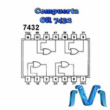 7408 And Compuertas Lógicas 74ls08