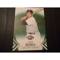 2011 Topps Triple Threads Emerald #60 Yogi Berra /250 Yank