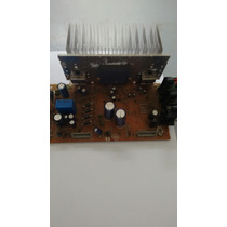 Placa De Saída De Áudio Som Panasonic Ak25