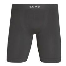 Kit C/ 3 Cuecas Lupo Long Leg Micromodal 0674-001 P/eg