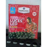 150 Luces Tipo Red Super Brillante Member