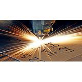 Corte Laser Formato 3x1.5 Metros Hasta 18mm De Espesor