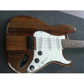 Guitarra Eléctrica Tipo Strato De Luthier! Oferta!!