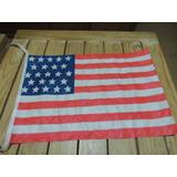Bandera Estados Unidos - Usa Eeuu (eventos, Actos, Etc)