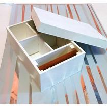 Caixa Em Mdf Com Divisórias Personalizada Com Foto