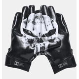 Guantes Football Americano De Punisher Under Armour F5