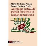 Antologia Critica De Poesia Modernista Hispanoamericana