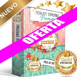 Kit Imprimible Premium + Candy Bar + Invitaciones + Regalos
