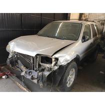 Ford Escape 2006 Para Reparar
