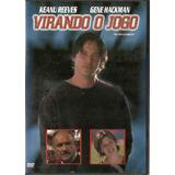 Dvd Virando O Jogo - Keanu Reeves - Novo***