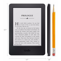 Amazon Kindle Ebook 7gen Touch 4gb Pan Tactil 6