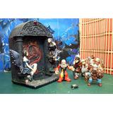Calabozos & Dragones Lot Portal C 5 Figura 1/18 Tsr Hobbies