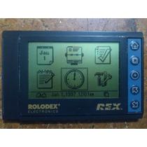 Agenda Relodex Rex-3 , Reloj, D