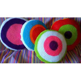 Redondos Crochet Multicolor