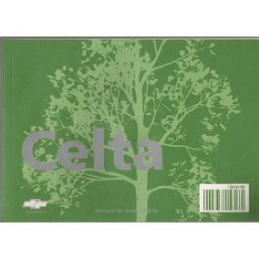 Manual Proprietário Celta 2011 Original Completo C/bolsa Ori