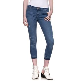 Jean Slim Fit Ankle Blue Desiderata Oficial