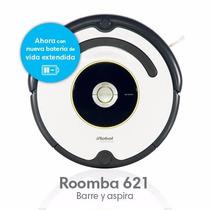 Robot Aspirador Irobot Roomba 621