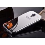 Capinha Luxo Capa Celular Samsung Galaxy S4 Espelho Alumínio