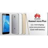 Huawei Nova Plus Lte Nuevos,punto Tecnológico.