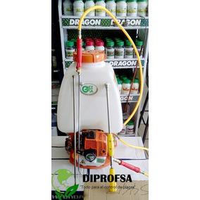 Aspersor De Mochila Con Motor 25litros - Diprofsa
