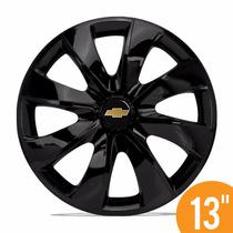 Carlota Esportiv 13 Prime Black Preta Gm Celta Corsa Classic