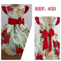 Meniina Flor - Vestidos Infantis
