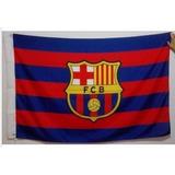 Bandera Futbol -- Barcelona Fc -- Nuevas! (1,50 Mt X 90cm)