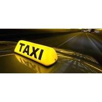 Alquilo Licencia De Taxis Con Cargas Sociales