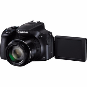 Maquina Canon Sx60hs Aceita Microfone Externo