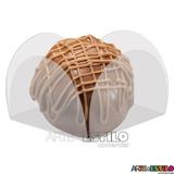 1000 Forminhas De Acetato P/ Docinhos Transparente Petala