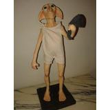 Escultura En Porcelana Fria Dobby Elfo De Harry Potter