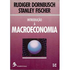 Introduo a economia dornbusch livros no mercado livre brasil rudiger dornbusch introduo macroeconomia fandeluxe Images