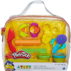 Massinha Play-doh Mochila Multi Ferramentas Hasbro
