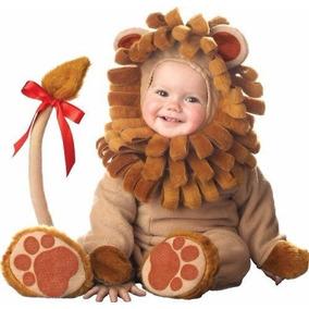 Disfraz De Bebes Halloween Leon Niñas Niños Disfraces Trajes