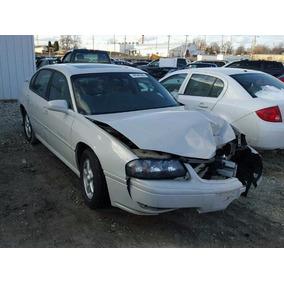 Chevrolet Impala 1999-2005: Cremallera Y Bomba Hidraulica