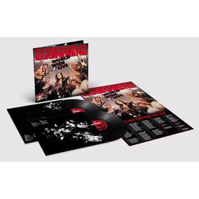 Scorpions - World Wide Live / Black 2-lp + Cd+ Poster Tour