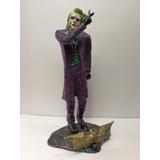 Joker - Guasón, Figura De Resina