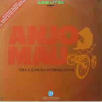 Anjo Mau - Lp Trilha Sonora Internacional Novela - 1976