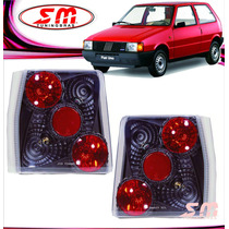 Lanterna Altezza Fiat Uno 84 85 86 87 88 89 90 91/2004 Black