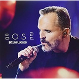 Vinilo Mtv Unplugged Miguel Bose Con Dvd Y Cds