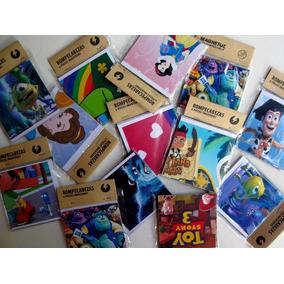 Rompecabezas Imantados. Princesas, Sapo Pepe, Toy Story, Etc