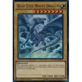 Blue-eyes White Dragon Mvp1 - Ultra -rare - Yu-gi-oh!