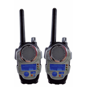 Walkie Talkies Intercomunicadores Resistentes 20mts Alcance